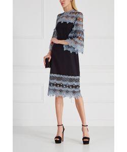 Erdem | Шерстяное Платье Blet Kiya