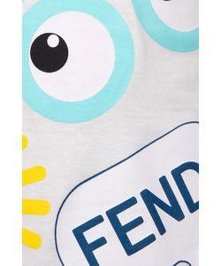 Fendi Children | Хлопковая Футболка