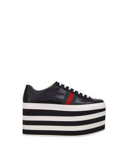 Gucci | Кеды На Платформе