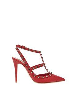 Valentino | Кожаные Туфли Rockstud