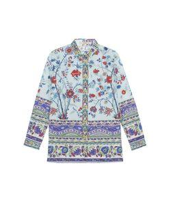 Etro   Хлопковая Блузка