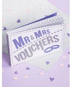 Books | Mr Mrs Vouchers