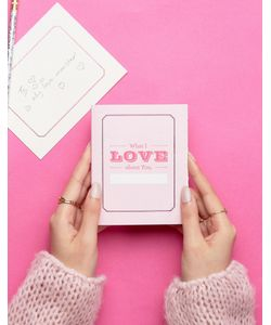 Books | Книга What I Love About You