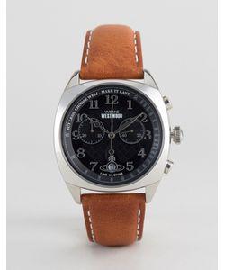 Vivienne Westwood | Часы Со Светло-Коричневым Кожаным Ремешком Vv176bktn