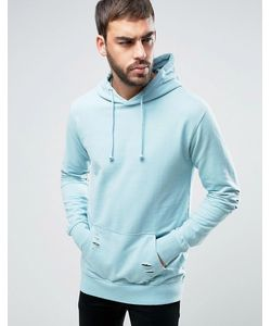 Another Influence | Distressed Hoodie