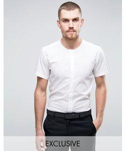 Hart Hollywood | Узкая Рубашка С Воротом На Пуговице