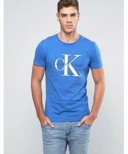 Calvin Klein Jeans | Классическая Футболка Re-Issue