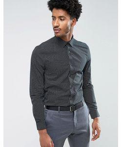 Ben Sherman | Рубашка В Горошек