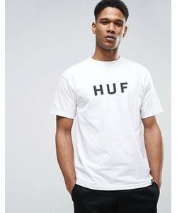 Huf | Футболка С Логотипом