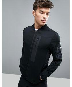 Reebok | Черная Спортивная Куртка Training Bk4509