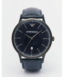 Emporio Armani | Часы С Кожаным Ремешком Renato Ar2479