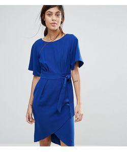 Closet London | Платье С Рукавамикимоно И Поясом