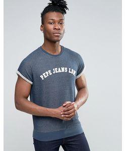 Pepe Jeans | Свитшот С Короткими Рукавами И Логотипом