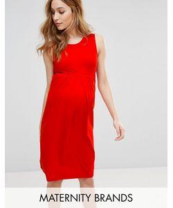 Isabella Oliver | Платье Миди Без Рукавов