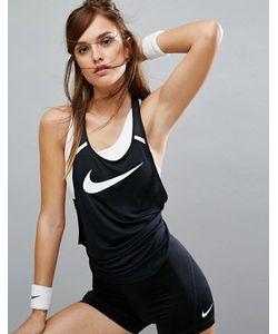 Nike | Воздухопроницаемая Майка Training Flow