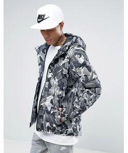 Nike | Дутая Куртка С Капюшоном 806857-100