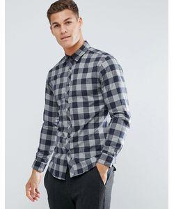 Jack & Jones | Рубашка С Длинными Рукавами