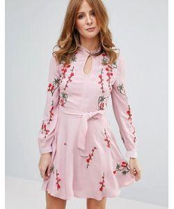 Millie Mackintosh | Платье С Вышивкой
