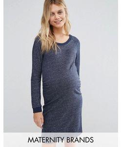 Mama Licious | Трикотажное Платье Для Беременных Mamalicious Maternity