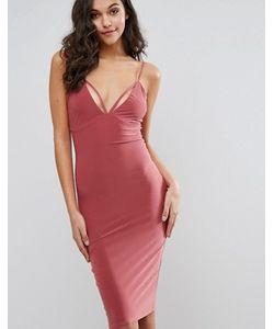 Club L | Платье С Двойными Лямками