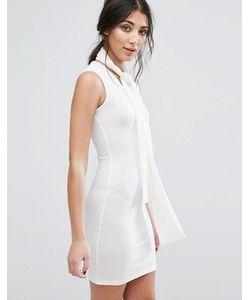 Glamorous | Облегающее Платье С Завязкой На Горловине