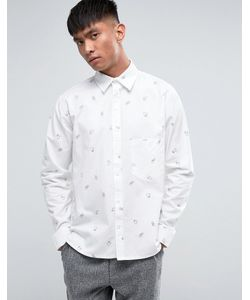 Cheap Monday | Рубашка С Принтом