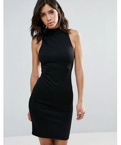 Tallulah   Облегающее Платье С Высоким Воротом Talulah Relapse