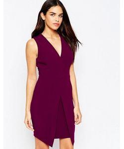 Asos | Асимметричное Платье Без Рукавов