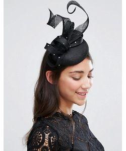 Elegance | Ободок С Вуалеткой И Стразами Boardmans