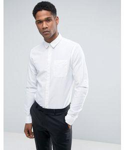 Jack & Jones | Облегающая Льняная Рубашка