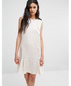 BCBGMAXAZRIA | Платье Без Рукавов С Леопардовым Принтом Bcbg Maxazria