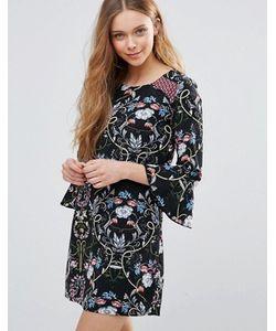 Yumi | Платье С Принтом