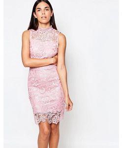 Club L | Ажурное Платье Без Рукавов