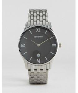 Sekonda | Серебристые Часы Из Нержавеющей Стали 1153