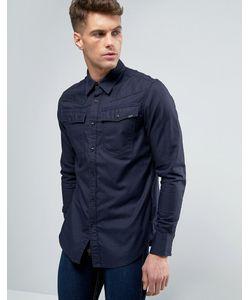 G-Star | Узкая Рубашка С Длинными Рукавами 3301