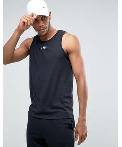 Nike | Черная Майка Cortez 884286-010