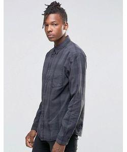 Wrangler | Рубашка В Клетку С Длинными Рукавами И Карманом