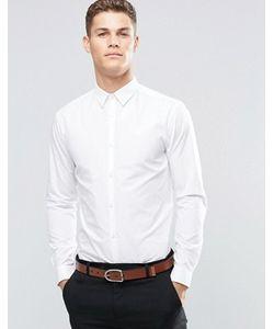 New Look | Рубашка Из Поплина Классического Кроя