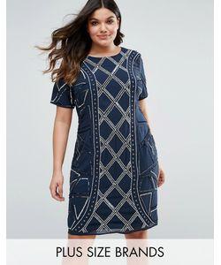 Lovedrobe Luxe | Цельнокройное Платье