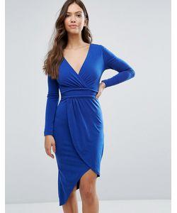 Wal G | Асимметричное Платье