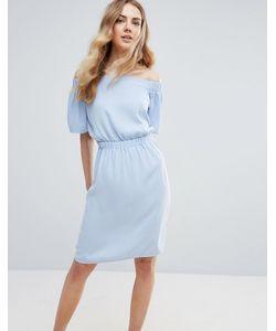 ICHI | Платье С Открытыми Плечами