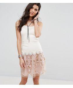 Anna Sui | Ярусное Платье С Кружевом Эксклюзивно Для