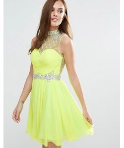 FOREVER UNIQUE | Приталенное Платье Мини