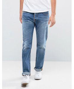 Nudie Jeans Co | Выбеленные Джинсы Steady Eddie