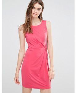 Lavand. | Платье С Асимметричной Сборкой Lavand
