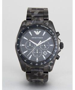 Emporio Armani | Наручные Часы С Камуфляжной Отделкой Ar11027