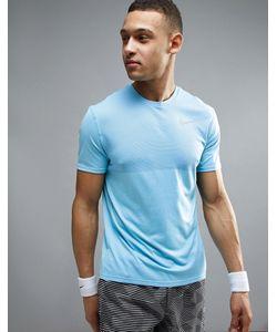 Nike Running | Синяя Футболка Zonal Cooling Relay 833580-432