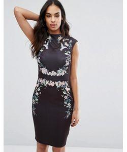 Lipsy | Платье Миди С Вышивкой Michelle Keegan Loves