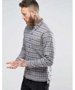 Levis Line 8 | Клетчатая Рубашка С Одним Карманом Levis Line 8