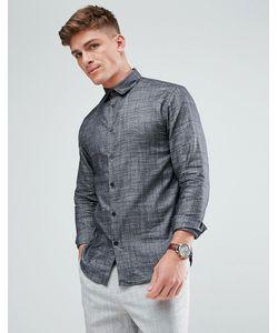 Selected Homme   Рубашка Классического Кроя
